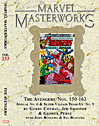 Marvel Masterworks: The Avengers Vol. 16 by…