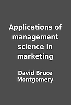 Applications of management science in…