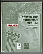 Text in the Exhibition Medium (Collection…