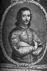 Author photo. Walter Charleton. Wikimedia Commons.