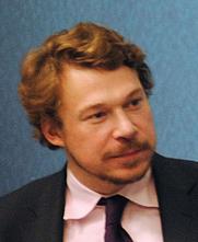 Author photo. Charles Emmerson. Photo courtesy Chatham House.
