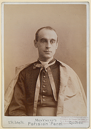 Author photo. Rafael Merry del Val, 1897. British Library via Wikimedia Commons