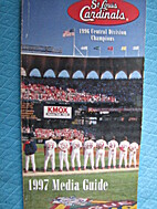 St. Louis Cardinals Media Guide 1997