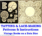 Tatting & Lace-Making, Patterns &…