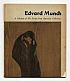 Edvard Munch: A Selection of His Prints from…