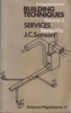 Building Techniques (Revised by J. C.…