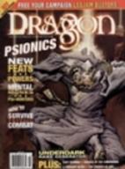 Dragon Magazine: Vol. XXV, No. 10 (March…