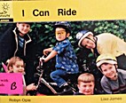 I Can Ride by Robyn Opie