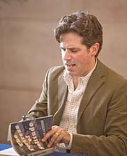 Author photo. http://www.dentontaylor.com