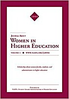 Journal About Women in Higher Education…
