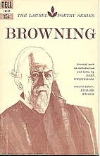 Browning by Robert Browning