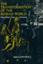 The Transformation of the Roman World:…