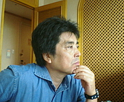 Author photo. Joi Ito