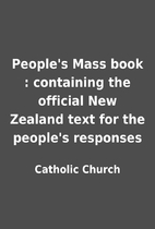 People's Mass book : containing the official…