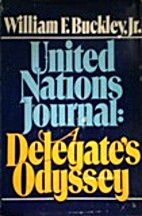United Nations journal; a delegate's…