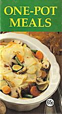 One-Pot Meals by Bridget Jones