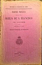 Inscripções Portuguezas que se encontram…