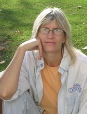 Author photo. Jessica James
