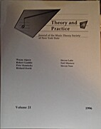 Theory and Practice, Vol. 21 by Philip…