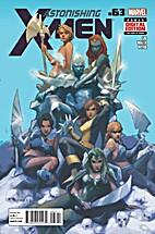 Astonishing X-Men #63 by Majorie Liu