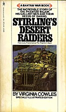 Stirling's Desert Raiders by Virginia Cowles
