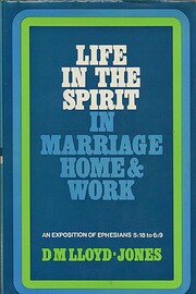 Life in the Spirit in Marriage, Home and…