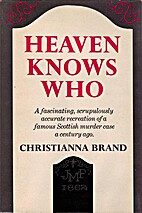 Heaven Knows Who: The Trial of Jessie…