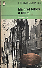 Maigret Takes a Room by Georges Simenon