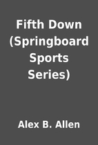 Fifth Down (Springboard Sports Series) by…