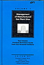 Management of Manufactured Gas Plant Sites:…