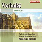 Mass, Op. 20 by Johannes Verhulst