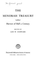 The Menorah treasury; harvest a half a…