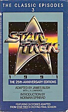 Star Trek: The Classic Episodes, Volume 3 by…