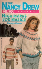 High Marks for Malice by Carolyn Keene