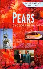 Pears Cyclopaedia 1993-1994 by Chris Cook