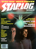 Starlog Number 30--January 1980 by Starlog…