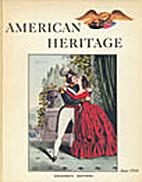 American Heritage Magazine Vol 17 No 4 1966…