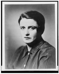 Author photo. New York World-Telegram and the Sun Newspaper Photograph Collection, Library of Congress, Prints and Photographs Division, Reproduction Number LC-USZ62-114904