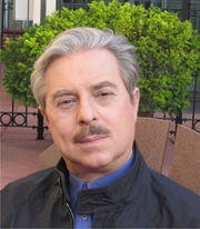 Author photo. Nicholas Christopher
