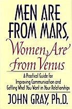 Men Are from Mars, Women Are from Venus: The…
