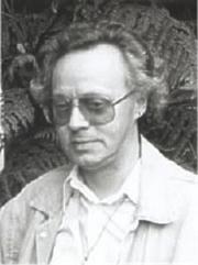 Author photo. Eddy C. Bertin