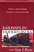 Railways In Modern India (Oxford in India…
