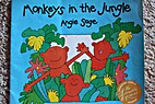 Monkeys in Jungle by Angie Sage