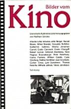 Bilder vom Kino. Literarische…