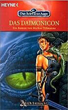 Das Daimonicon by Markus Tillmanns