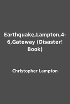 Earthquake,Lampton,4-6,Gateway (Disaster!…