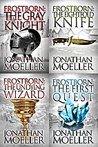 Frostborn Omnibus One by Jonathan Moeller