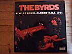 Live at Royal Albert Hall, 1971 [sound…