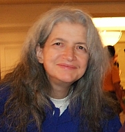 Author photo. Judy Harrow [credit: Broomstick Chronicles]
