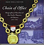 Chain of Office Biographical Sketches of…